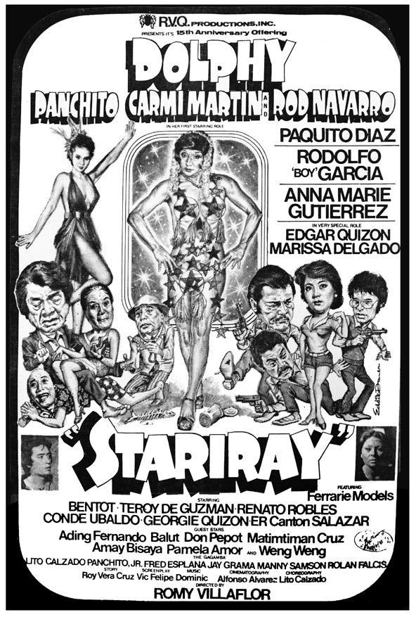 1981 ? Stariray (RVQ Productions)