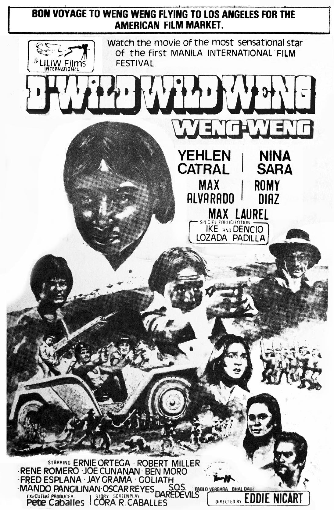 1982 - D?Wild Wild Weng (Liliw Films International)